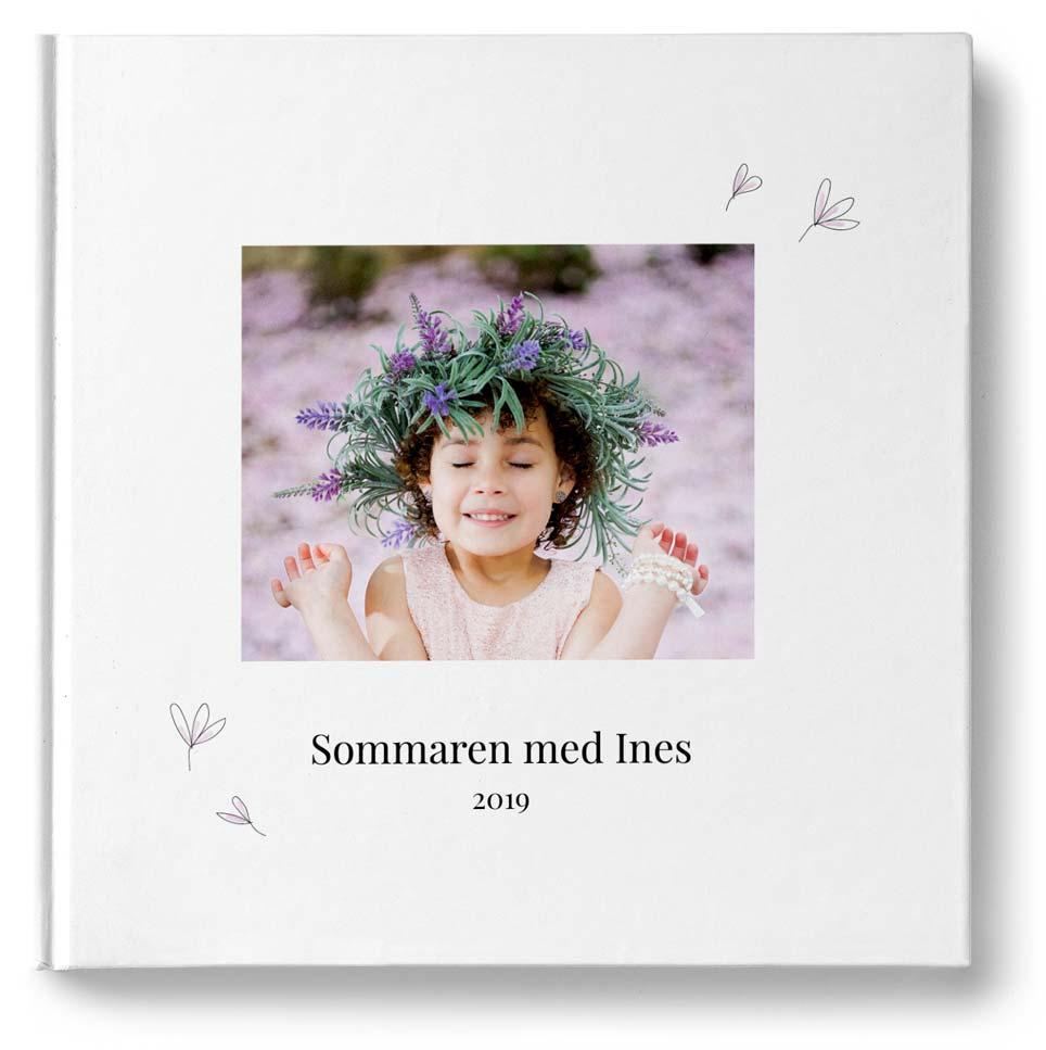 Fotobok sommar